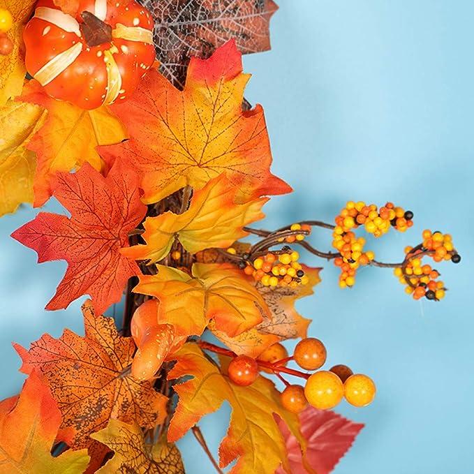Decoración para el hogar, Corona de Flores, Elevin (TM) 50 ...
