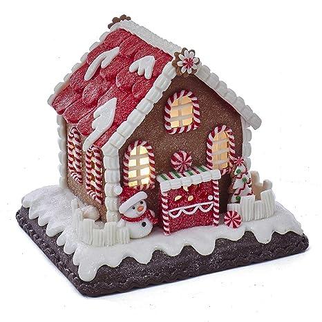 premium selection 597fd 66c69 Amazon.com: Christmas Decorations - Lighted Peppermint ...