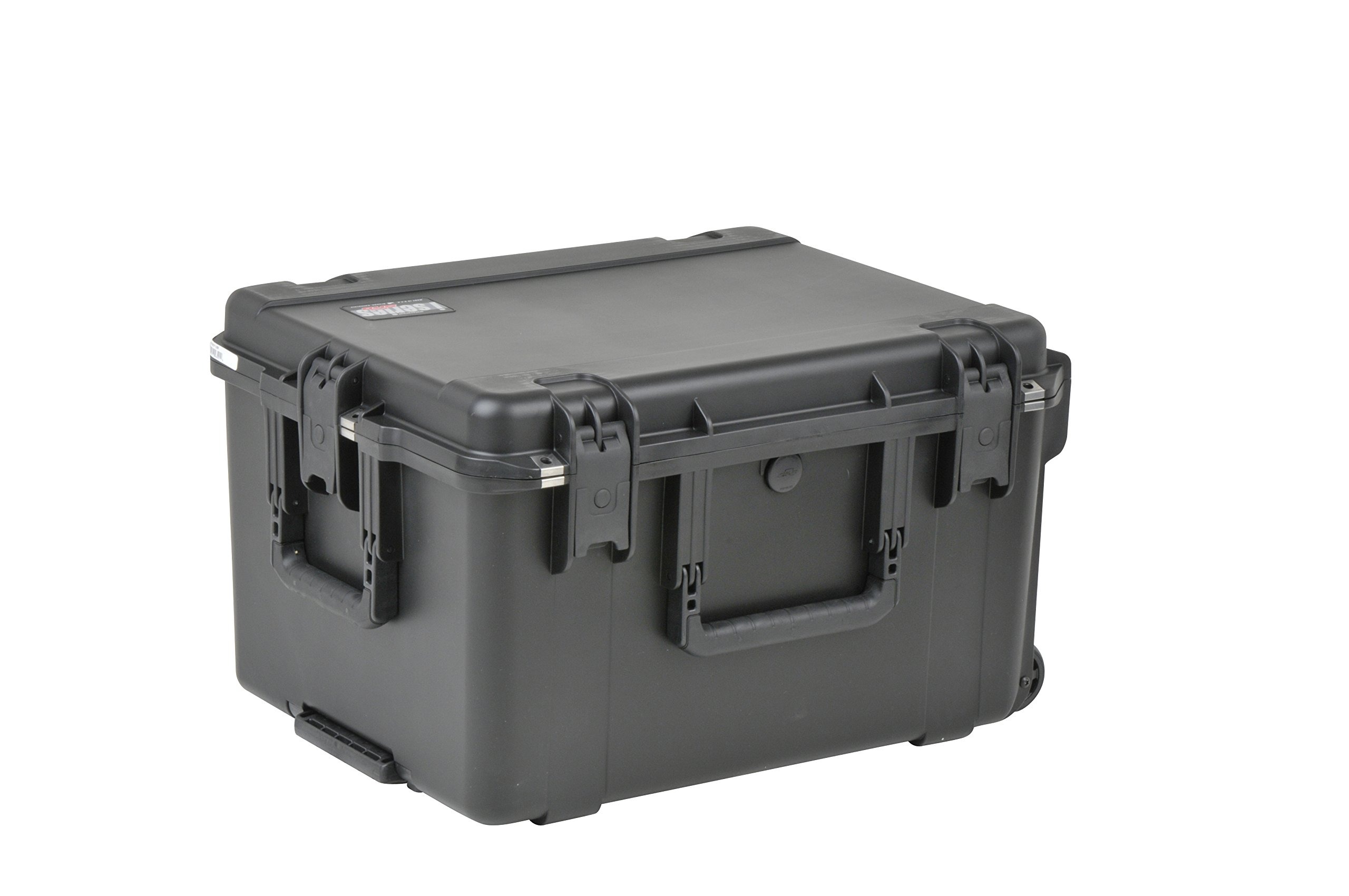 SKB 3I-2217-12BD Mil-Std Waterproof Case with Wheels and Gray Dividers