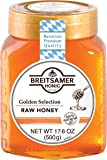 Breitsamer, Golden Selection Honey Jar, 17.6 oz