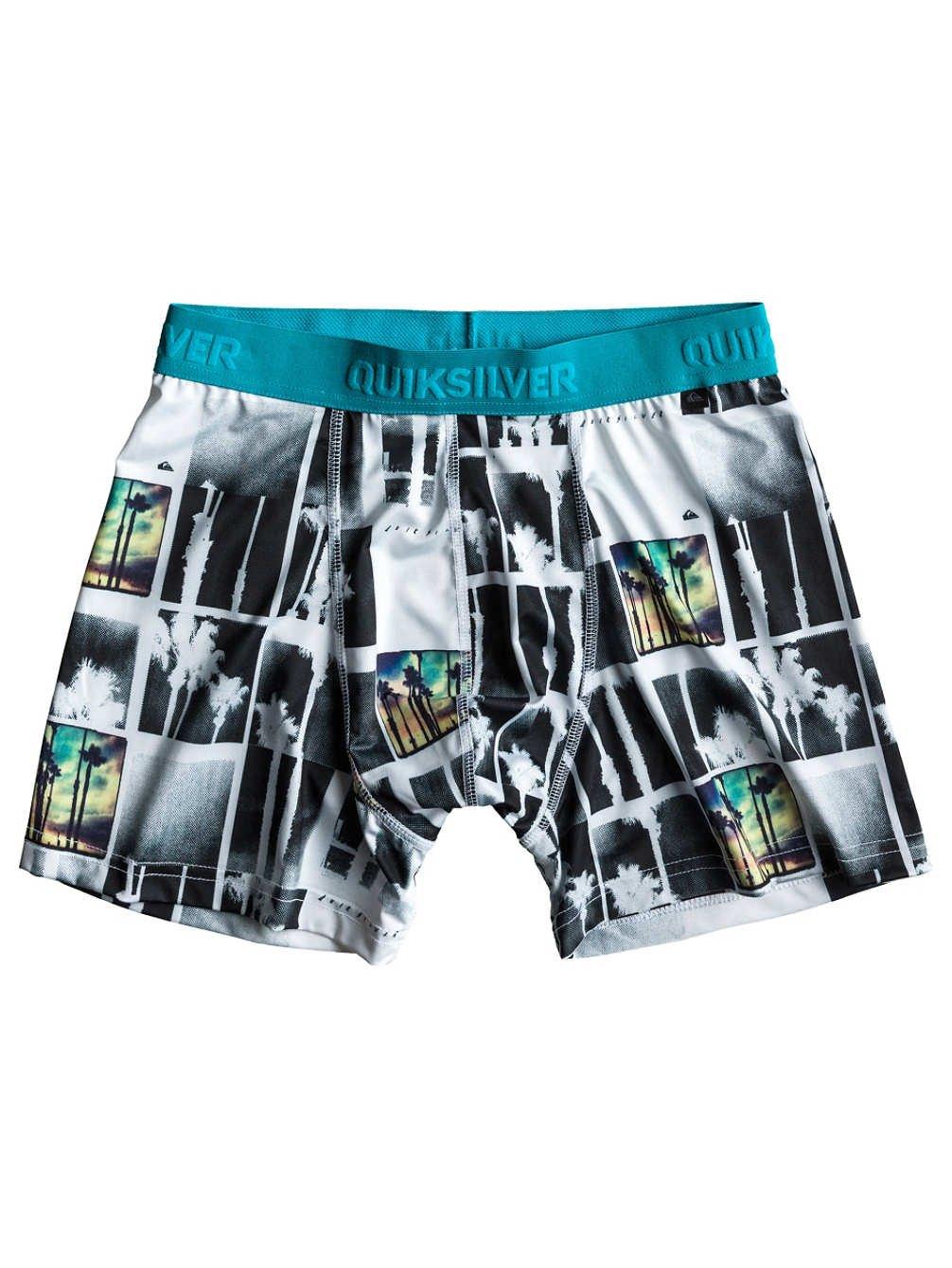 Underwear Men Quiksilver Tip Top Boxershorts