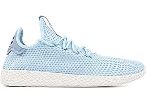 b989a40a7544e adidas Men s Pw Tennis Hu Sneaker