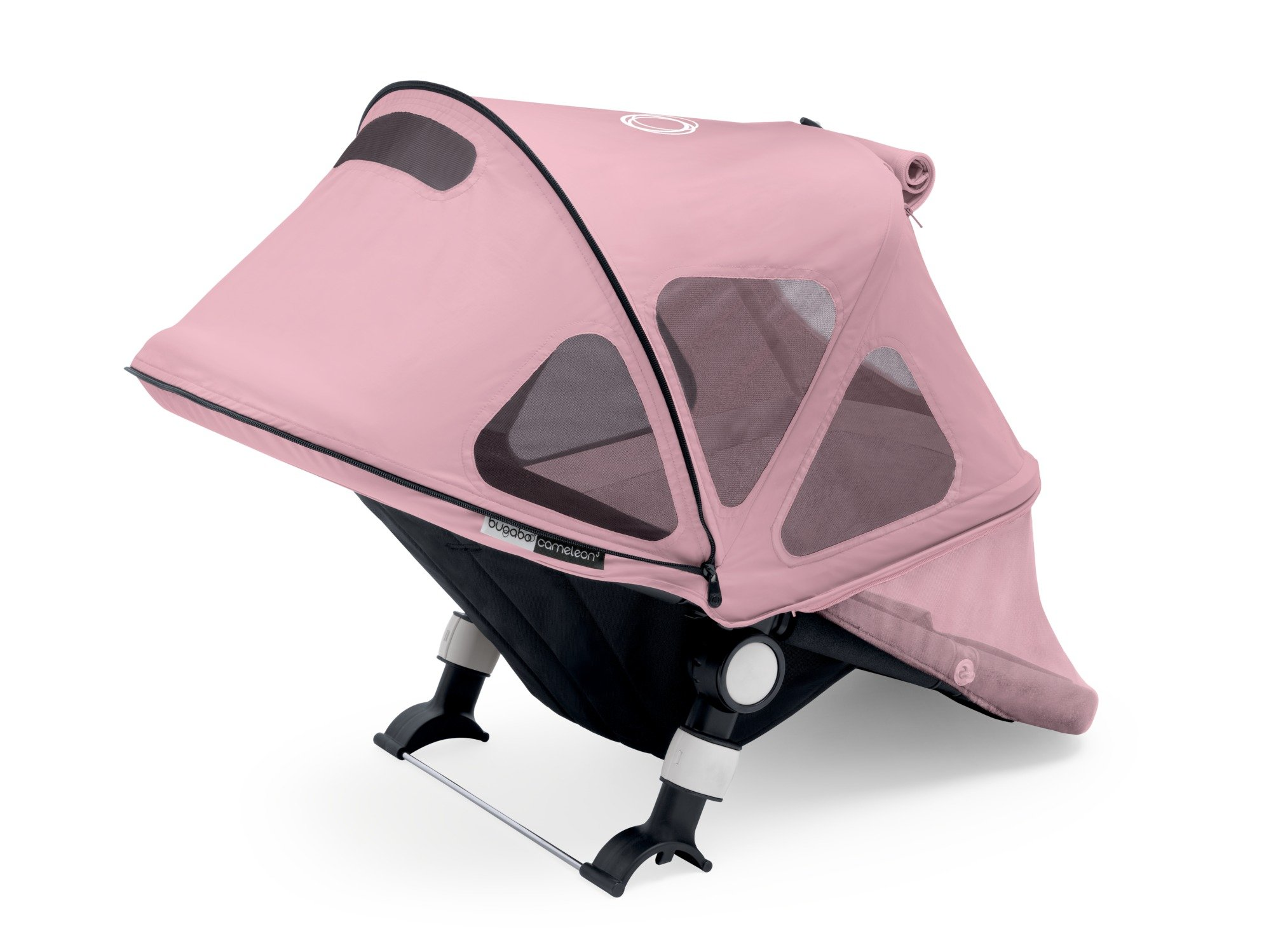 Bugaboo Cameleon Breezy Sun Canopy, Soft Pink by Bugaboo