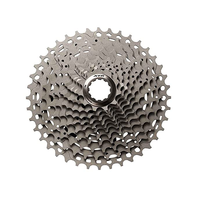 Amazon.com : Shimano XTR CS-M9001 11-Speed 11-40T Mountain Bike Cassette for Triple : Sports & Outdoors