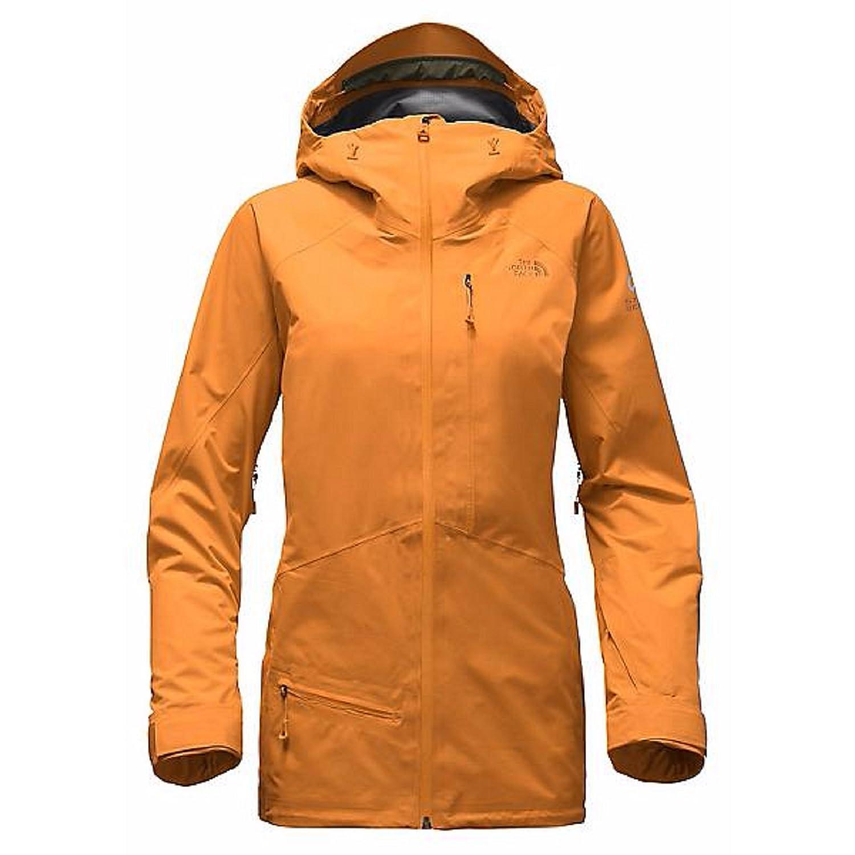 e229de1bc2 Amazon.com   The North Face Women s Free Thinker Shell Jacket Citrine Yellow  - Medium   Sports   Outdoors