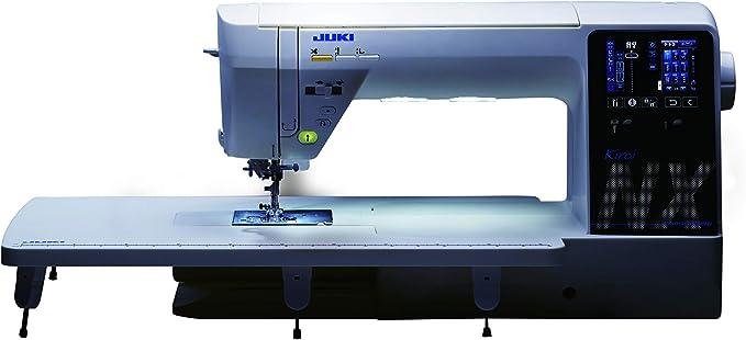 JUKI hzl-nx7 máquina de coser Computer, Metal, blanco, talla única ...