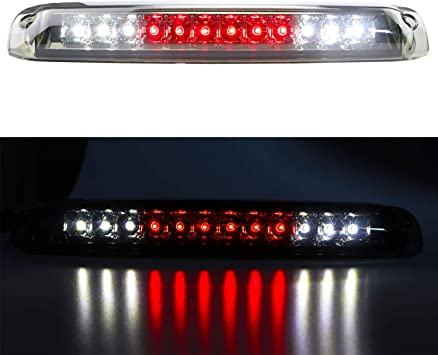 Cargo Lamp with Smoke Lens DWVO LED Third Brake Light Compatible with 1999-2007 Chevrolet Silverado and GMC Sierra 1500//2500//3500 HD//3500 Classic Models