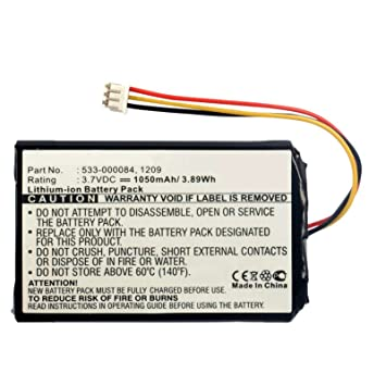 87ce55f414d Replacement Remote Control Battery For Logitech Harmony Ultimate/Logitech  Harmony Touch 533-000084/915-000198: Amazon.ca: Electronics