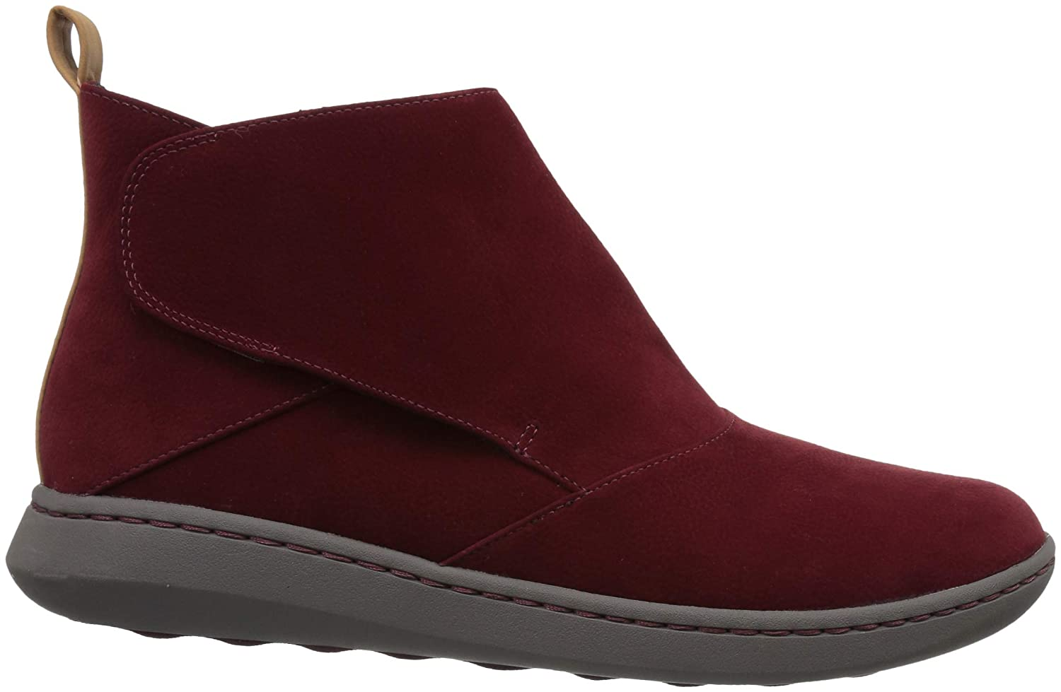 CLARKS Womens Step Move Up Ankle Boot