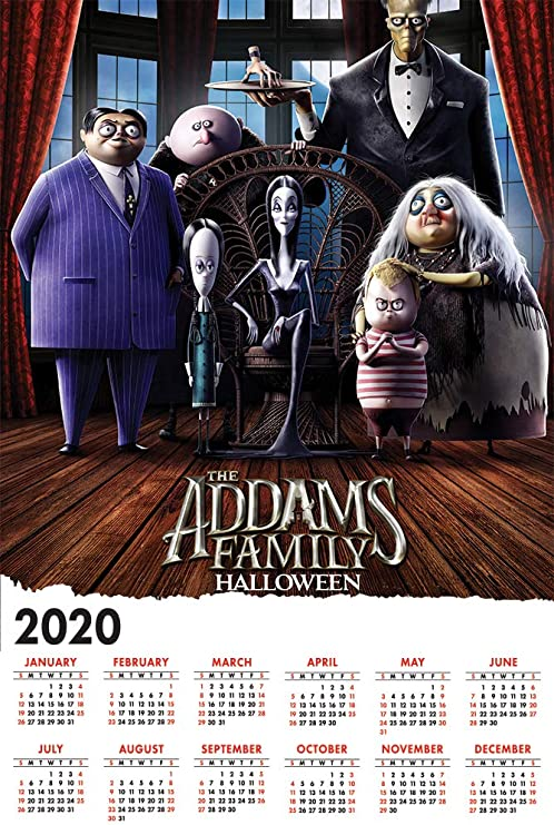 the adam family 2020