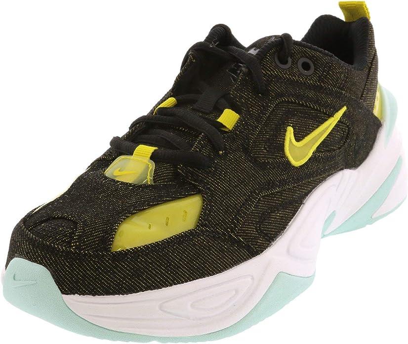 Ricezione camuffare Collettore  Amazon.com | Nike Women's M2K Tekno Lx Ankle-High Sneaker | Shoes