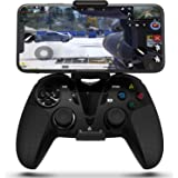 DarkWalker Wireless Bluetooth Controller, Mobile Controller for iOS 13 or Later Support MFI-Compatible Games - Android…