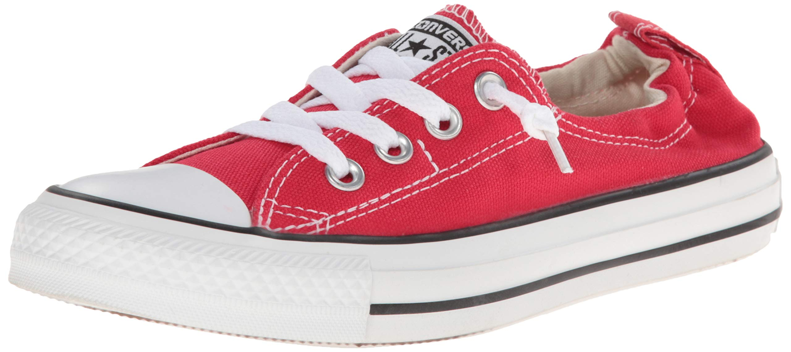 Converse Chuck Taylor All Star Shoreline Red Lace-Up Sneaker - 9 B(M) US by Converse