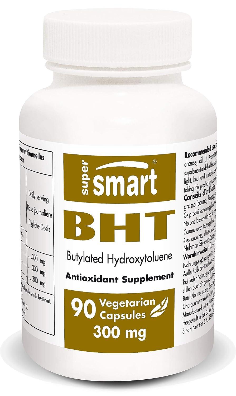 Amazon.com: Supersmart mrsmart – Antioxidantes – BHT – una ...