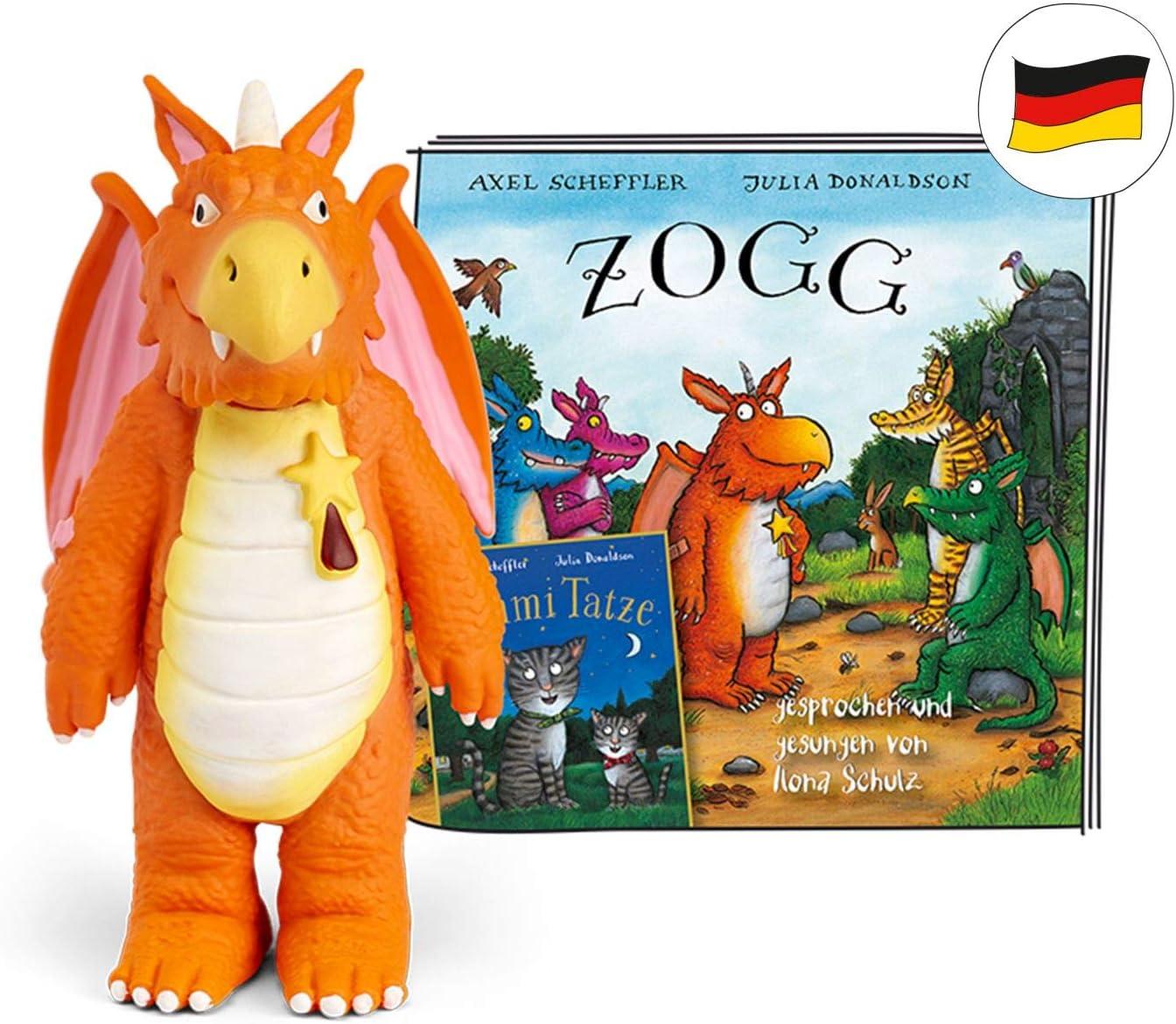 tonies 01-0186 Zogg Hearing Figure Multi-Colour