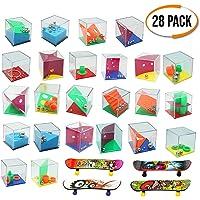 Harxin 28 Mini Juegos Rompecabezas, Set de 24