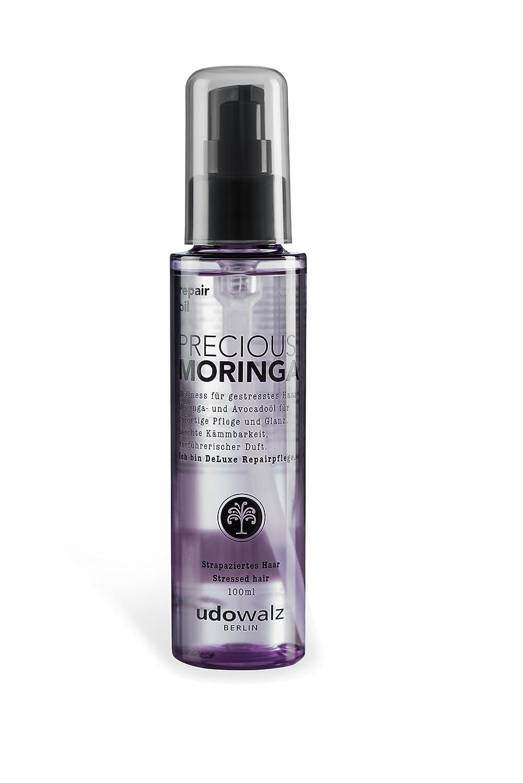 Udo Walz Hairfood Repair Oil Precious Moringa, 1er Pack (1 x 100 ml) 274