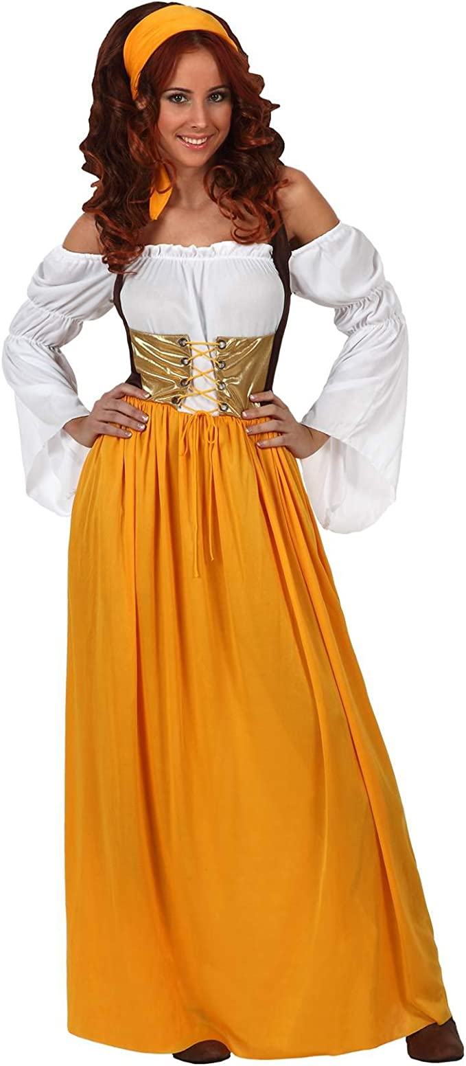 Atosa - Disfraz de gitana para mujer, talla 38-40 (96963): Amazon ...