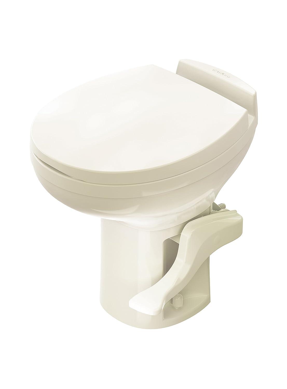 Aqua-Magic Residence RV Toilet Thetford 42171 Bone High Profile
