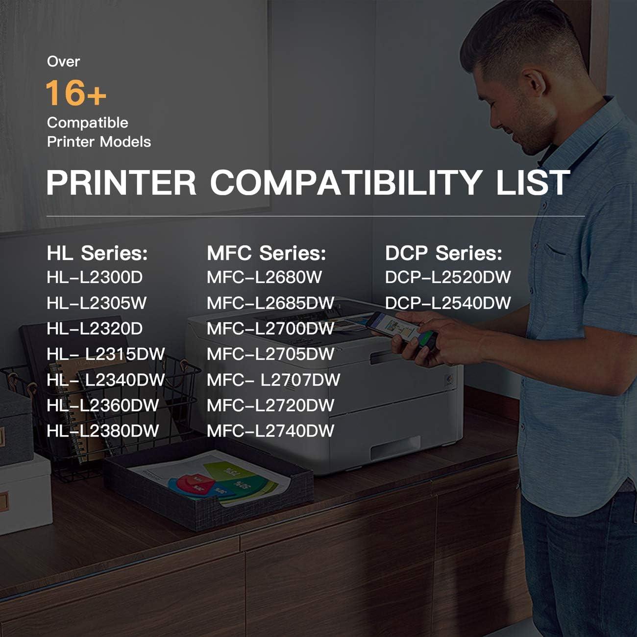 Amazon.com: E-Z Ink (TM) - Cartucho de tóner compatible para ...