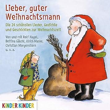 Lieber Guter Weihnachtsmanndie Schönsten Lieder Amazon