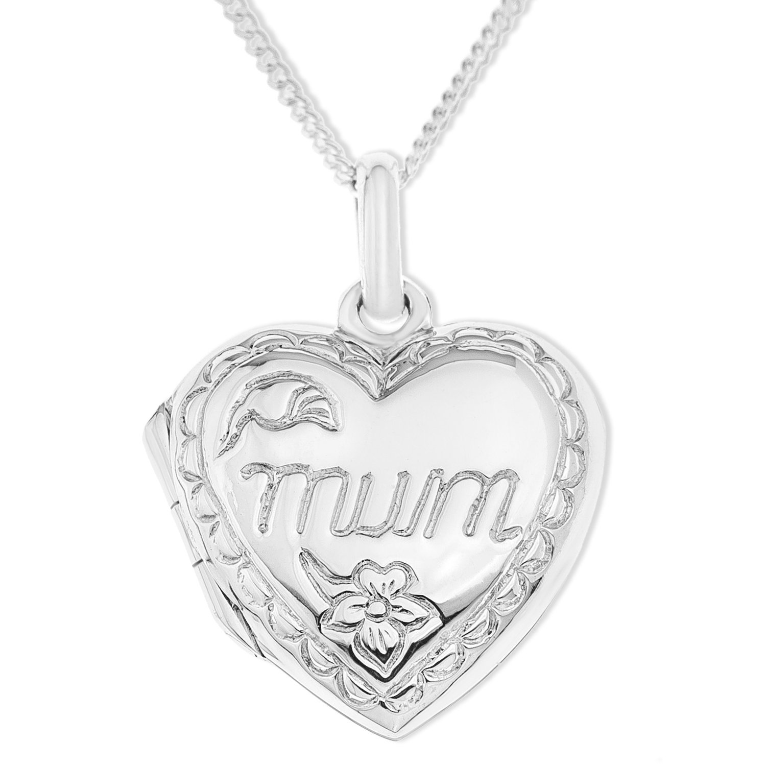 number product h samuel webstore lockets d heart locket silver pendant diamonds hot sterling