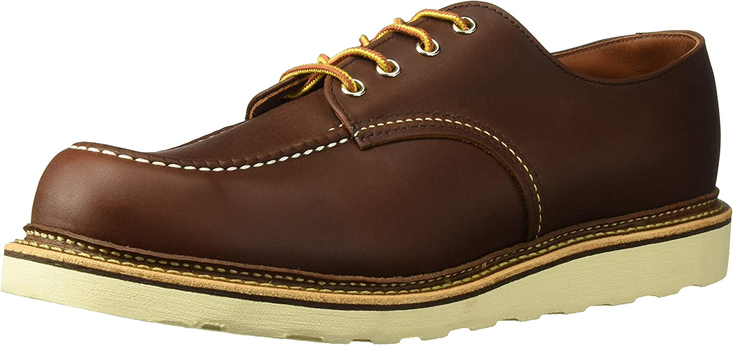Red Wing Heritage Men's Work Oxford-M