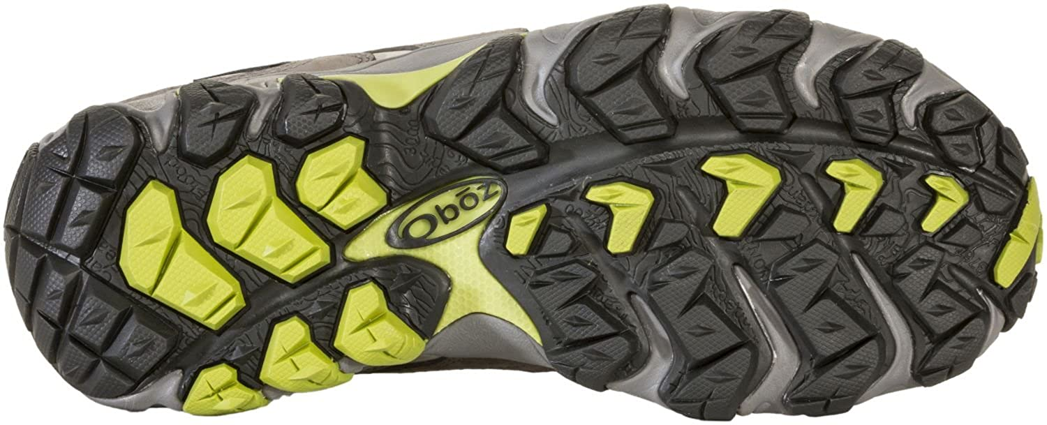 Oboz Womens Phoenix BDry Hiking Shoe