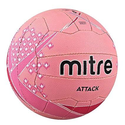 /Bal/ón de Netball Mitre Attack/