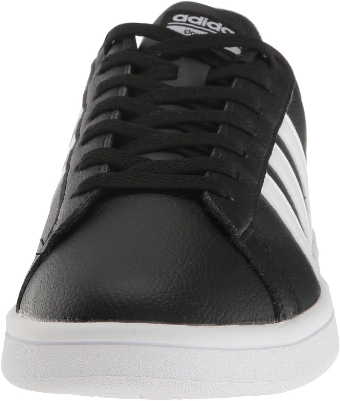 Adidas Advantage, Chaussures De Fitness Femme Noir Et Blanc