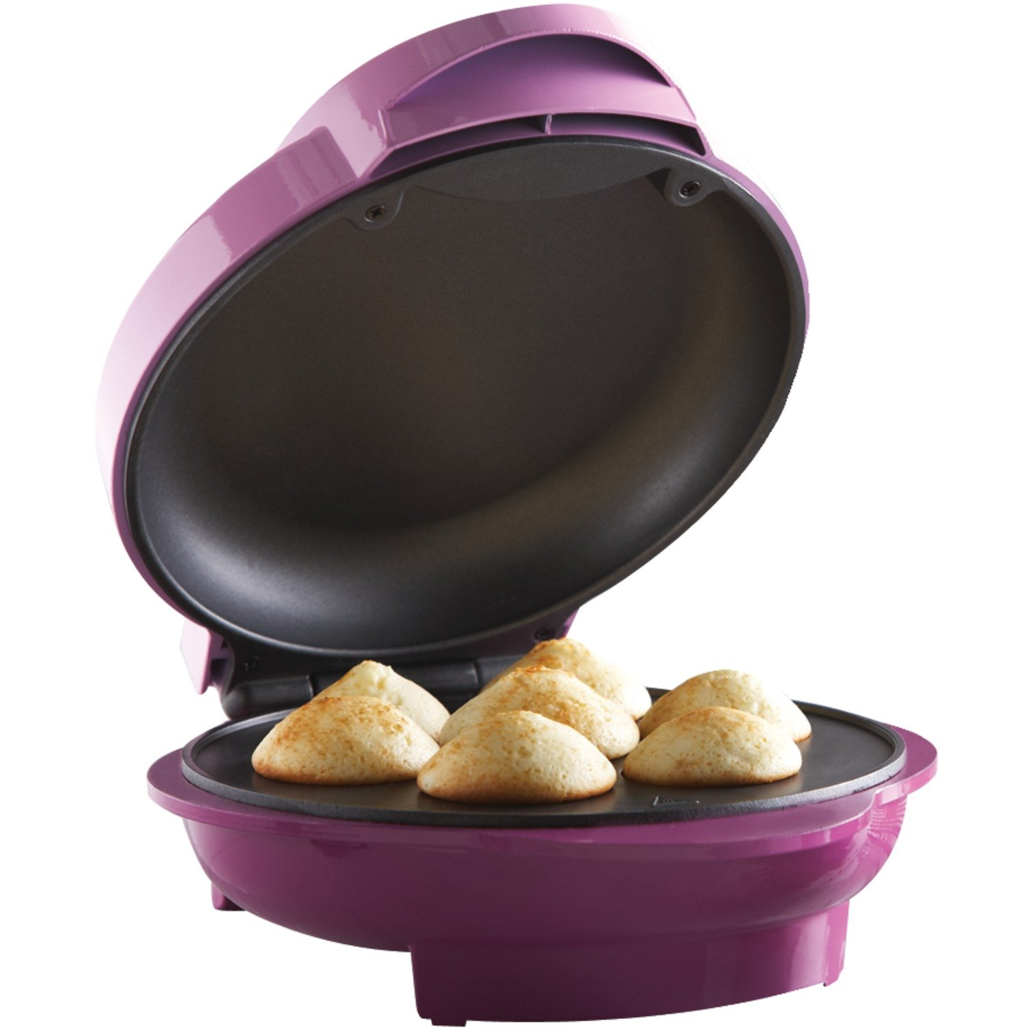 Brentwood Appliances TS-252 Electric Food (Mini Cupcake Maker), None Pink