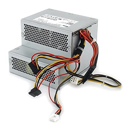 amazon com dell optiplex 760 780 960 desktop power supply psu f255e rh amazon com