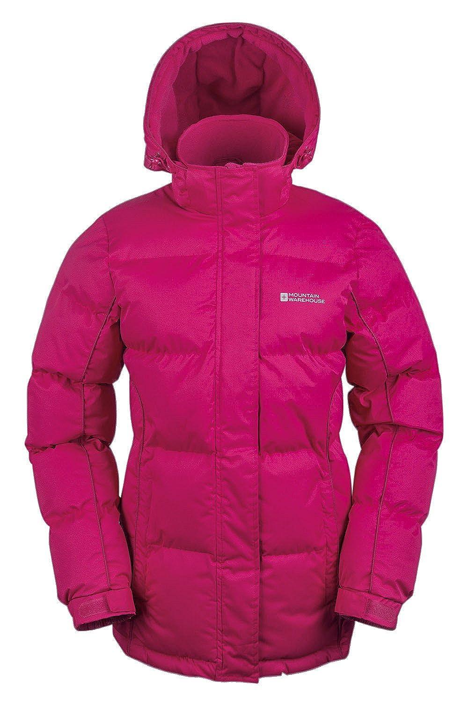 Mountain Warehouse Snow Damen-Steppjacke mantel