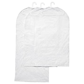 Amazon.com: IKEA fundas para la ropa almacenamiento Garment ...