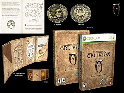 The elder scrolls iv: oblivion - game of the year edition (sony.