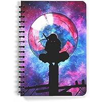 Comicsense.xyz Itachi Sacrifice Naruto Anime Spiral A5 Notebook