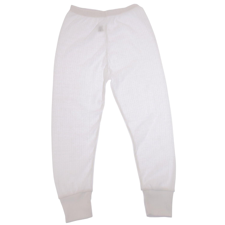 Floso Uni Childrens Kids Thermal Underwear Long Johns Pants