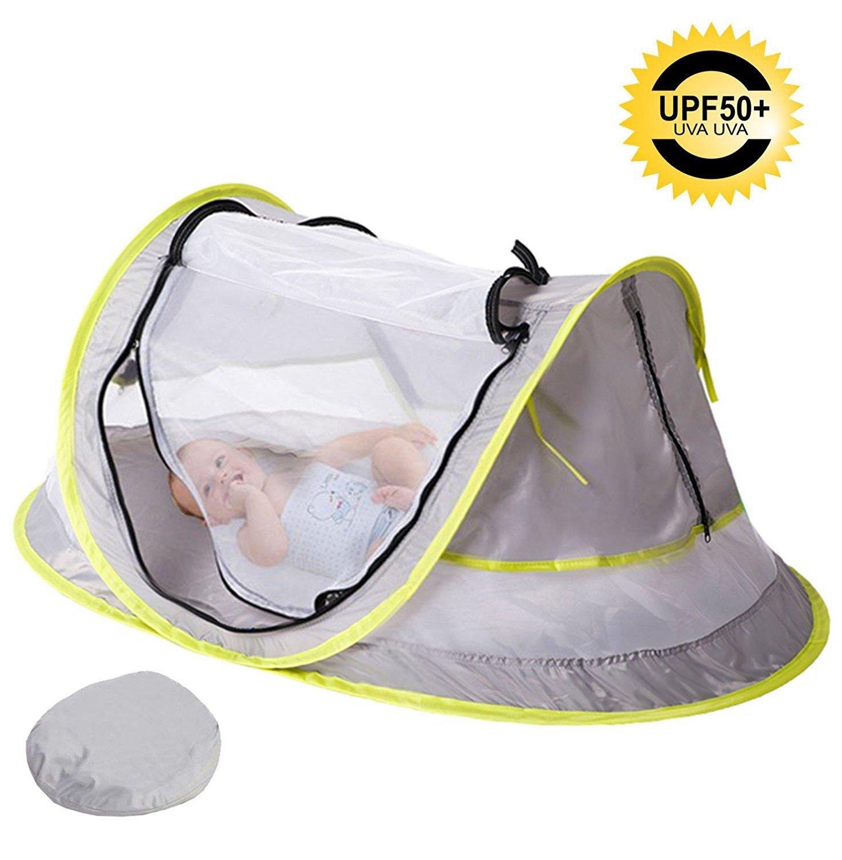 amknn Baby Bett Moskitonetz Schutz Reise und Zuhause Zelt, portable ...