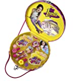 Soy Luna - Roller Time, maletín de maquillaje (Markwins 9620910)