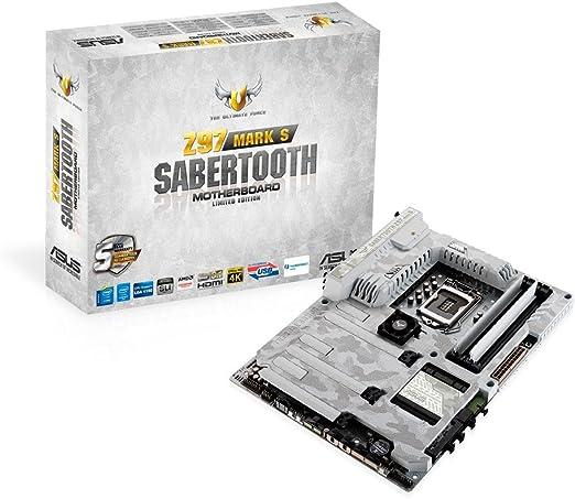 riginal new I//O Shield for SABERTOOTH Z97 MARK 1