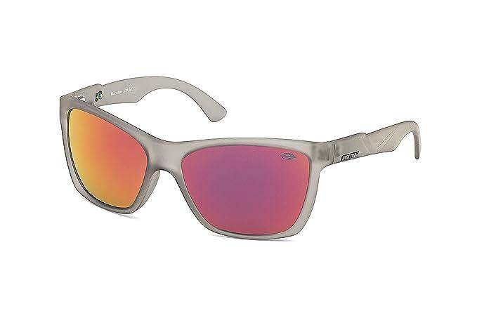 Mormaii Gafas de sol Venice beat gris mate con lentes gris y ...