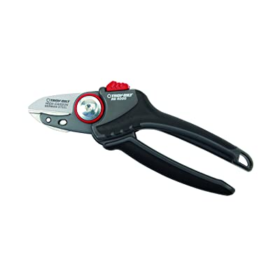 Troy-Bilt Comfort Plus Anvil Pruner : Garden & Outdoor