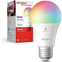 Sengled Smart Light Bulbs, Color Changing Alexa Light Bulb Bluetooth Mesh, Smart Bulbs That Work with Alexa Only…