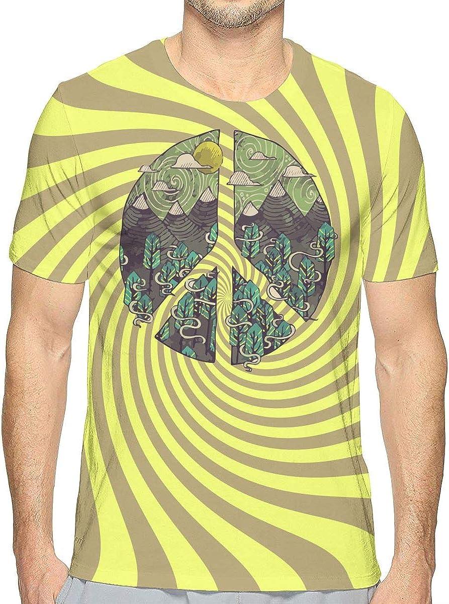 JJKKFG-H Happy Festivus Deers Mens Style Short Sleeve Tee Shirt