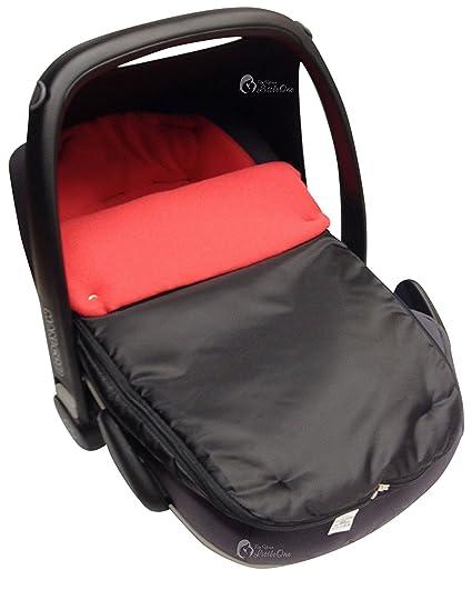Saco para silla de bebé para coche, cómodo y acogedor ...