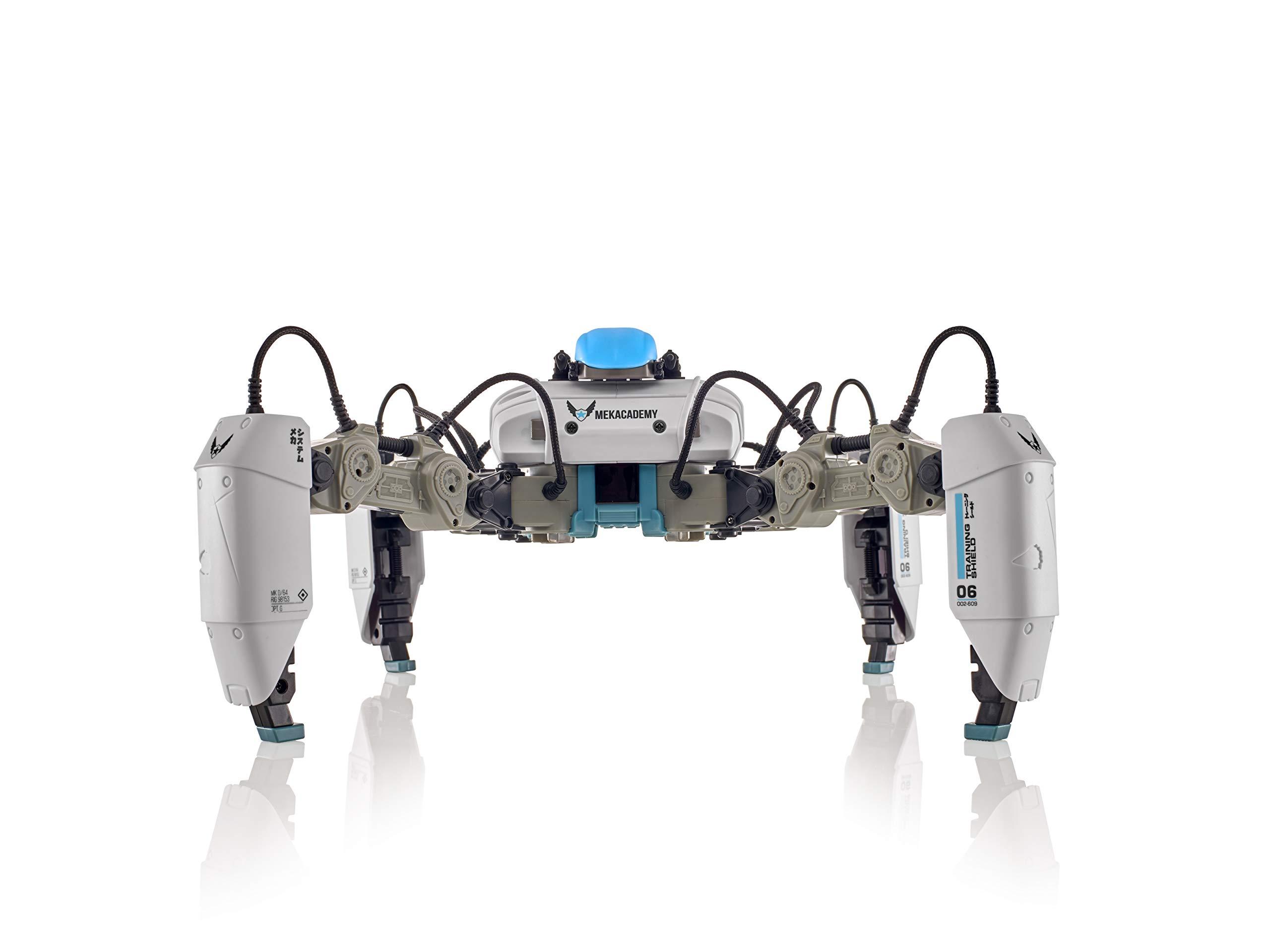 Mekamon Berserker V1 Gaming Robot - US (White) by Mekamon (Image #3)