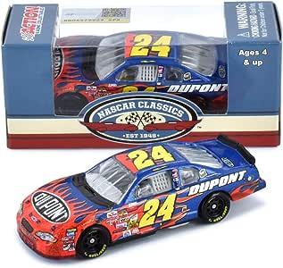 Lionel Racing Jeff Gordon No. 24 Dupont Bristol Win 2002 Monte Carlo NASCAR Diecast 1:64 Scale