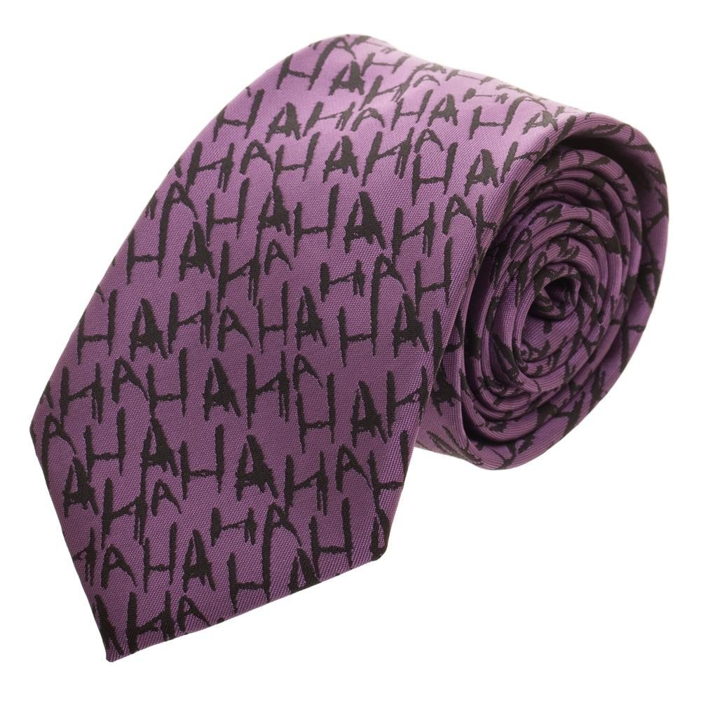 Batman Monochomatic Neck Tie