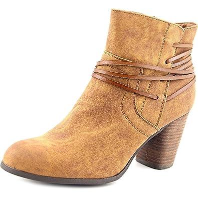 Denice Women US 5.5 Brown Bootie