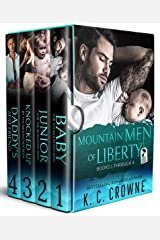 Mountain Men of Liberty: A Contemporary Romance Box Set Kindle Edition